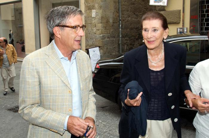 a destra Giuliana Coen Camerino