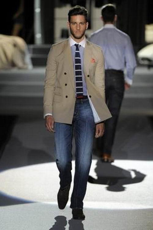 collezione Dsquared uomo primavera-estate 2011