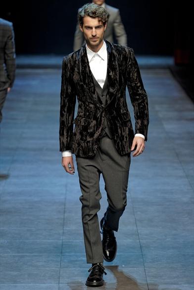 collezione Dolce&Gabbana uomo AI 2011-2012
