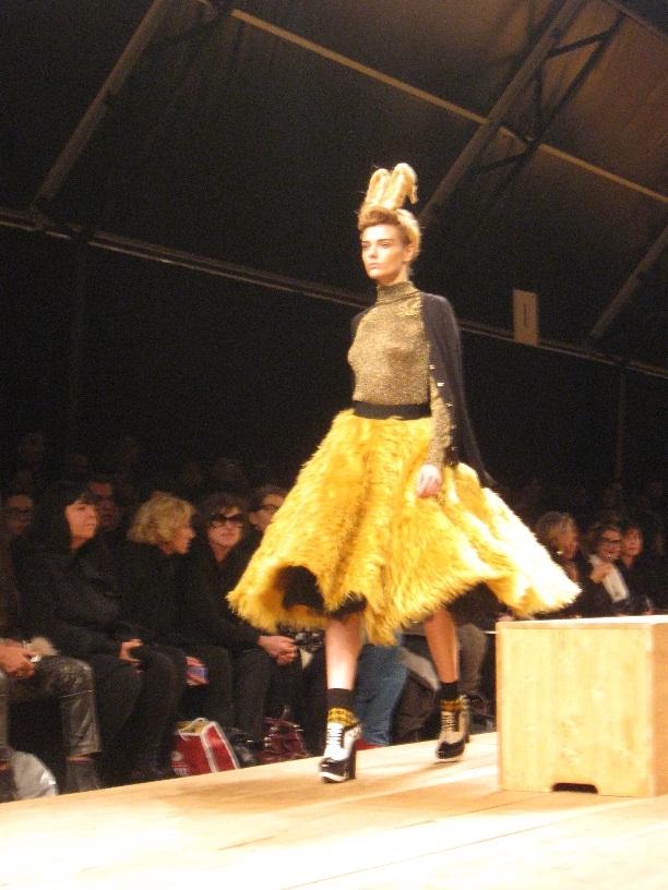 collezione Frankie Morello donna AI 2011-2012