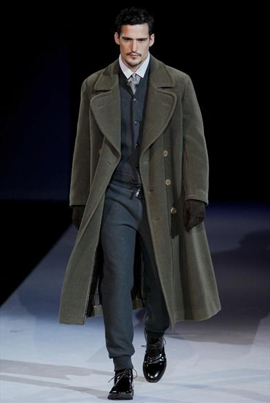 collezione Giorgio Armani AI 2011-2012