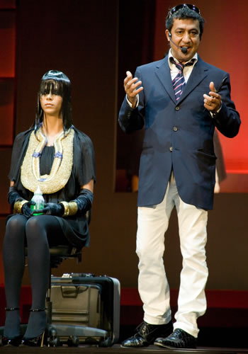 Anthony Mascolo tra i protagonisti del Salon International