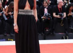 Alessandra Mastronardi sexy in Prada