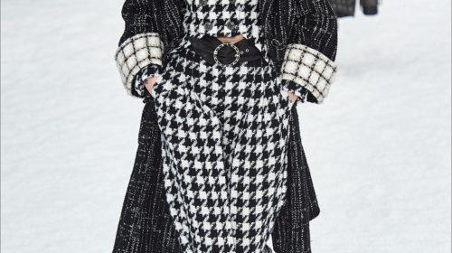 collezione Chanel AW 2019-2020